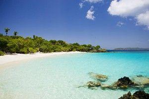 Turtle Bay Beach, Caneel Bay Resort, St. John, U.S. Virgin Islands
