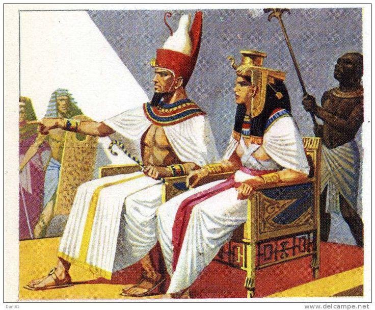 Perché Faraone si oppose alla partenza del popolo di Israele dall'Egitto?  -----------> Conoscere la risposta a questa domanda, ci fa comprendere chiaramente come Dio ha operato nel passato, e a...