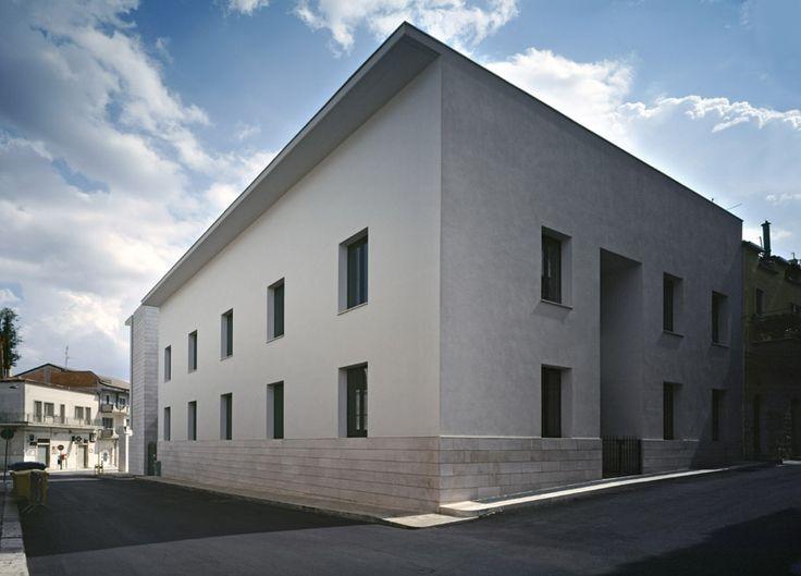 Nuovo Municipio a Santeramo in Colle MARIO FERRARI, MASSIMILIANO PADALINO, XYZ FACTORY