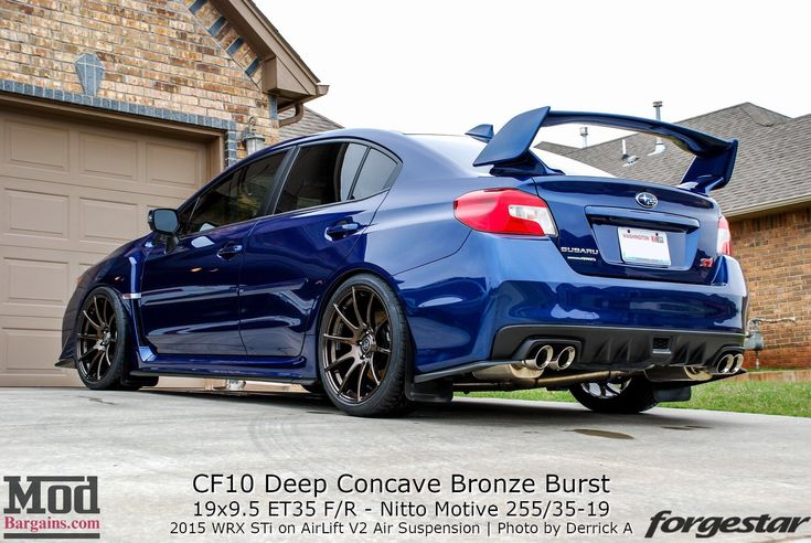 What Are Wheels Sti Fast And Furious