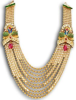"""http://www.TBZtheoriginal.com/ """"Revel in a luxurious haze with this wonderfully crafted gold necklace"""" Code 95335."""