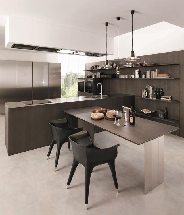 ISaloni 2013 W Gruppo Euromobil #cucina #casa #design. Decorating  KitchenKitchen DecorModern ...