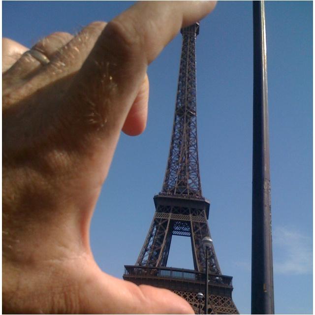 Pick up in Paris