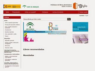 GRANADATECAS: Plataforma para préstamo de libros en formato elec...