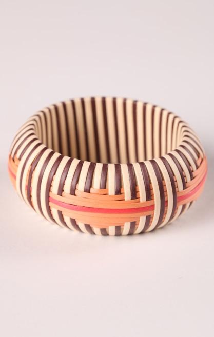 woven bangle: Back To Basic, Woven Bangles, Downeast Basic, I M Pin, Fe Woven, Basic Sweepstak, Santa Fe, Basic Fall, Woven Bracelets