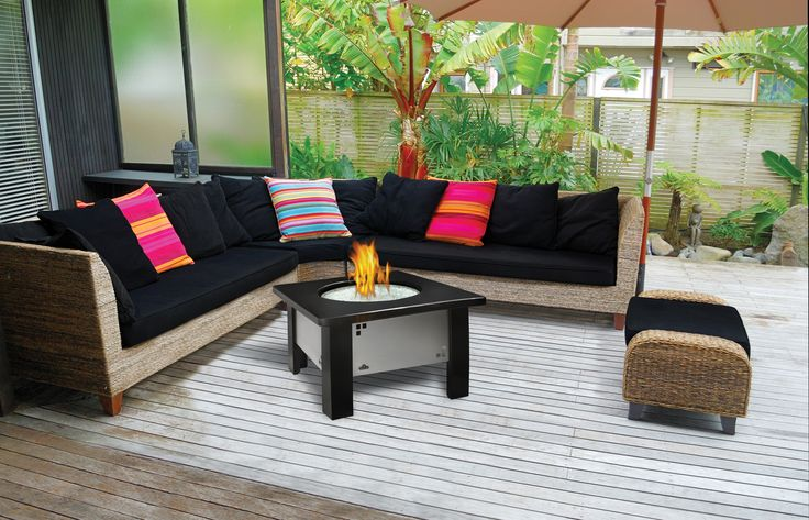 Patioflame® GPFG Flickering Glow  For those wanting to extend and enjoy their outdoor patio with family and friends, the Patioflame® is the answer.