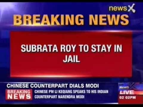 Sahara Chief Subrata Roy to remain in jail