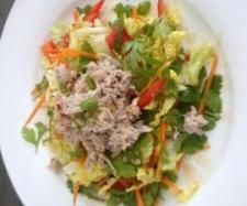 Recipe Asian Coconut Poached Chicken Salad by Kelly McD - Recipe of category Starters
