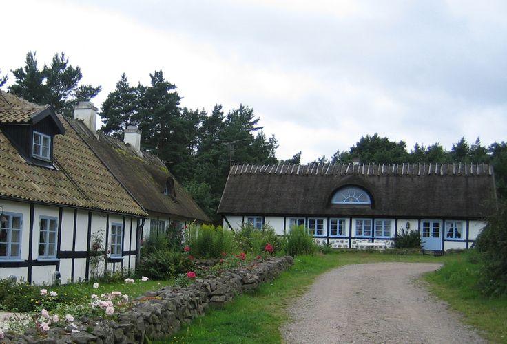 Knäbäckshusen, Skåne, Sweden