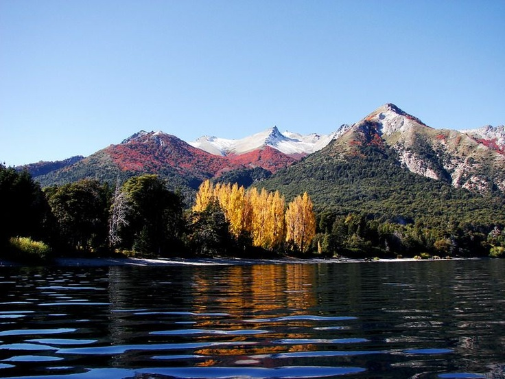 Lakes Crossing Chile-Argentina  Booking: www.visitchile.cl