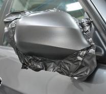 carwrapping 3M 1080-M261 Matte dark grey