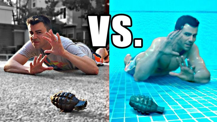 #VR #VRGames #Drone #Gaming How to Survive a Grenade Blast Balloon, Drone Videos, explosion, grenade, macguyver, mark rober, mythbusters, NASA, pressure wave, shock wave, skin a watermelon, survive grenade blast, underwater explosion, water grenade, watermelon #Balloon #DroneVideos #Explosion #Grenade #Macguyver #MarkRober #Mythbusters #NASA #PressureWave #ShockWave #SkinAWatermelon #SurviveGrenadeBlast #UnderwaterExplosion #WaterGrenade #Watermelon http://bit.ly/2im22Kp