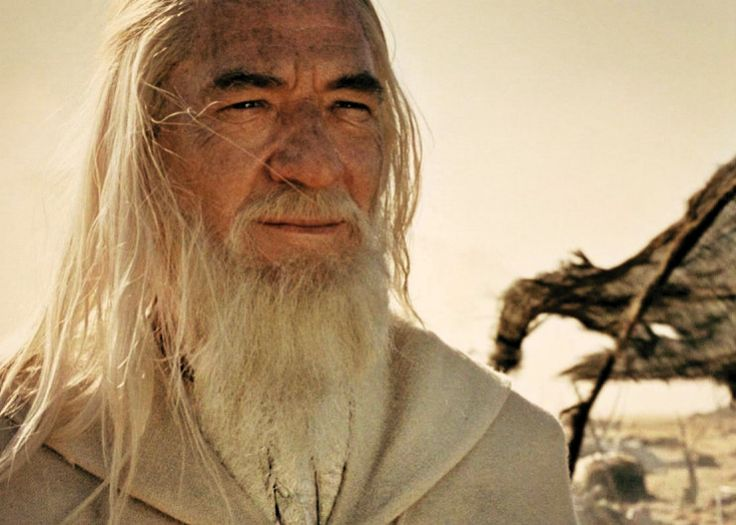 Gandalf, final batalla de Minas Tirith-  Señor delos Anillos- El Retorno del Rey