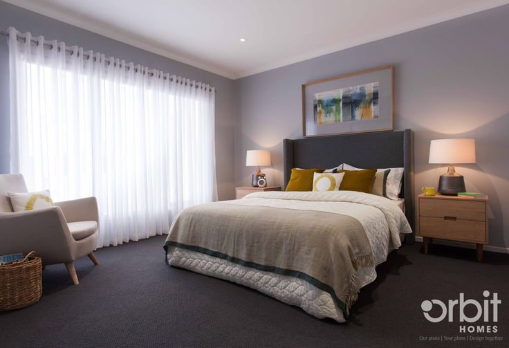 Orbit Homes Heathmont 227 Master Bedroom Parent Retreat