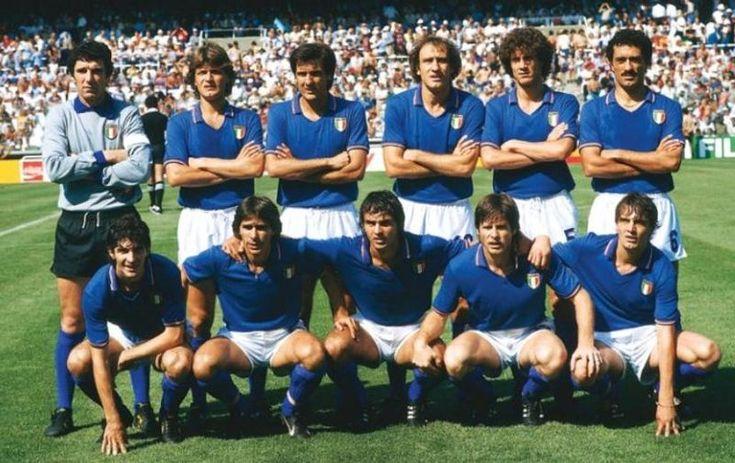 ITALIA 1982, L'Italia campione del mondo