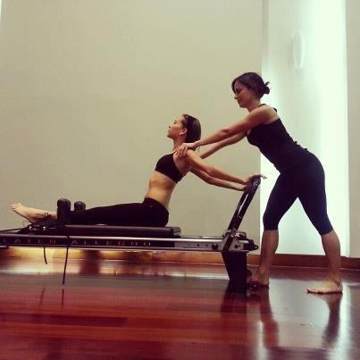 77 best ~Pilates images on Pinterest | Pilates workout, Pilates ...