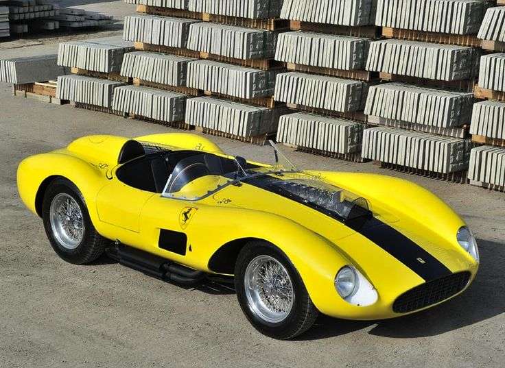 Ferrari 250 TR  SealingsandExpungements.com 888-9-EXPUNGE Free Evaluations--Easy Payments