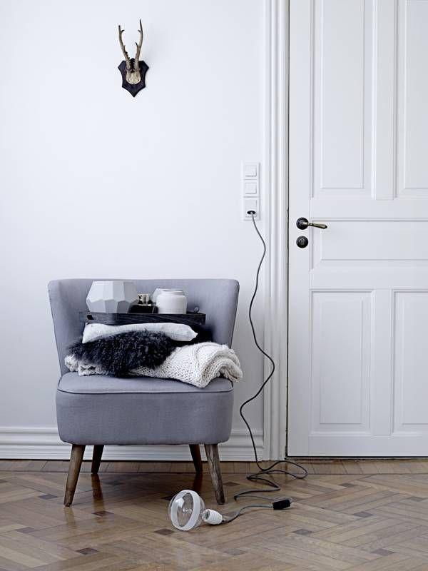 bloomingsville stoel grijs