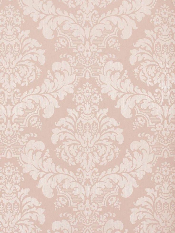 Bildresultat för barock tapete beige