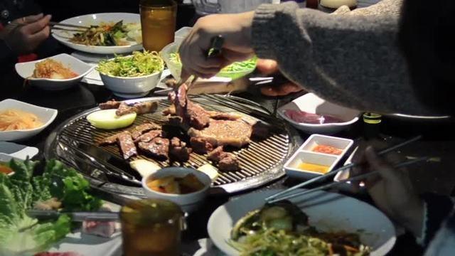 Welcome to Manna Korean BBQ
