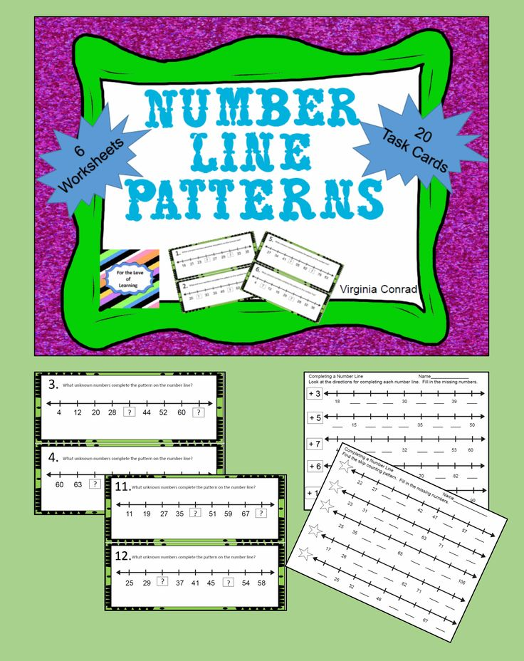 17 best ideas about number patterns on pinterest math numbers 100 chart and preschool number. Black Bedroom Furniture Sets. Home Design Ideas