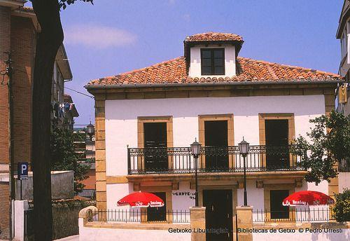 Restaurante Ugartena, en la calle Caridad, años 80 (Foto: © Pedro Urresti) (ref. 06782)