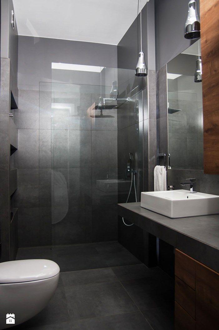 Łazienka styl Minimalistyczny - zdjęcie od KONZEPT Architekci - Łazienka - Styl Minimalistyczny - KONZEPT Architekci