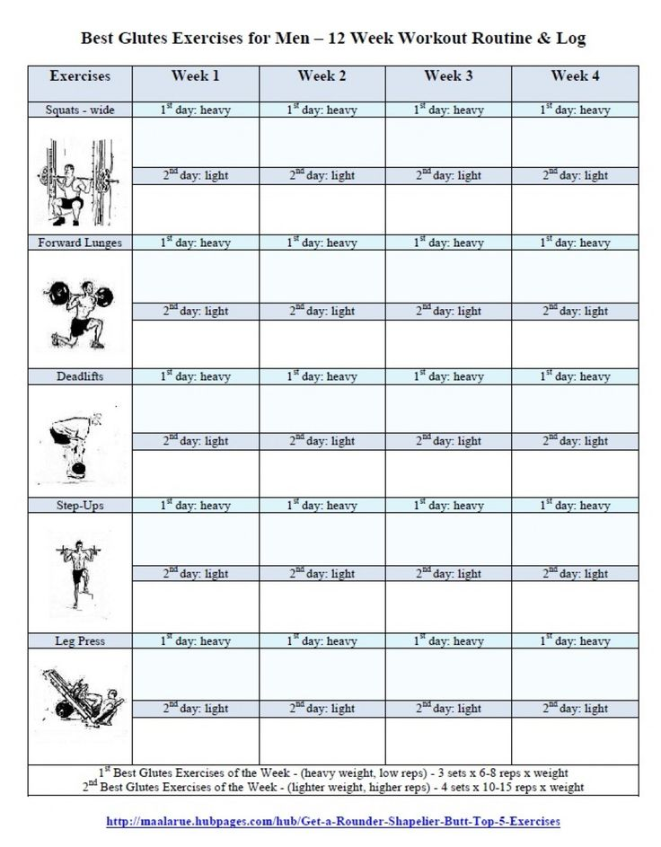It is an image of Epic Free Printable Workout Plans