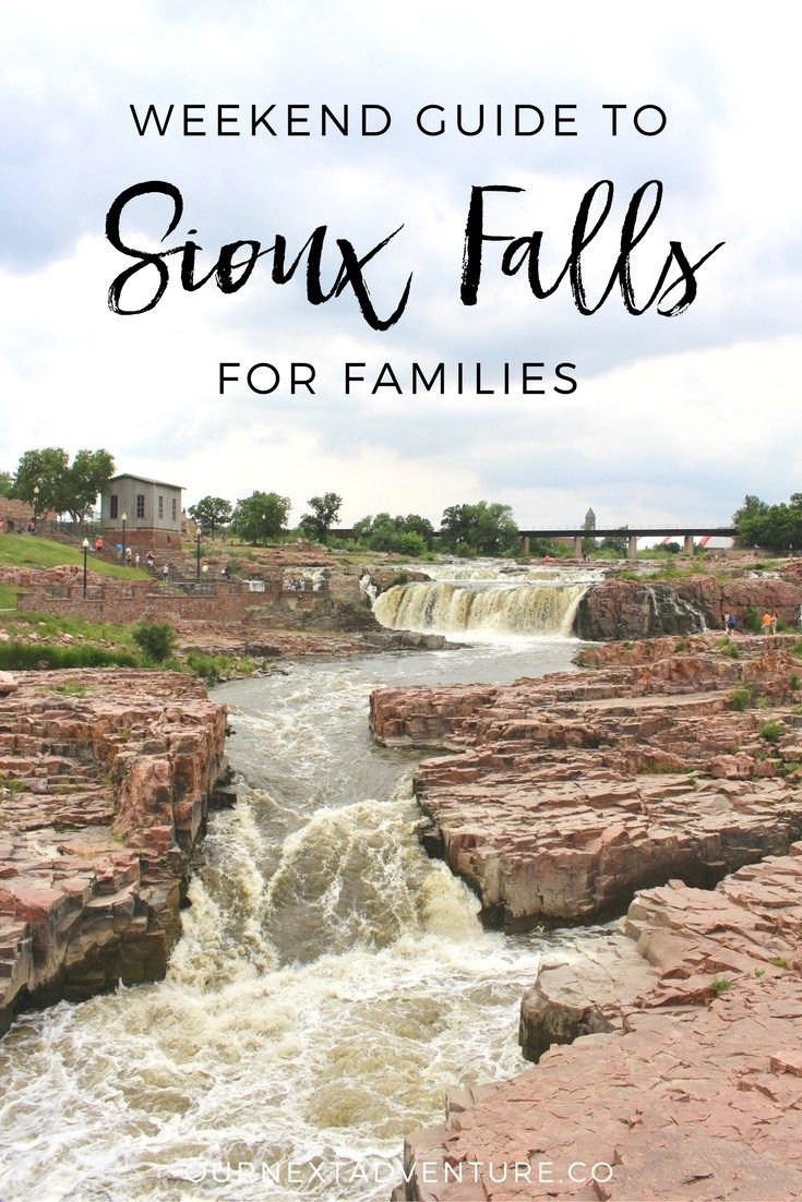 How to spend the perfect family weekend in Sioux Falls, South Dakota // Midwest Travel   USA Road Trip   Unique Family Vacation   Travel with Kids   US Destinations for Families