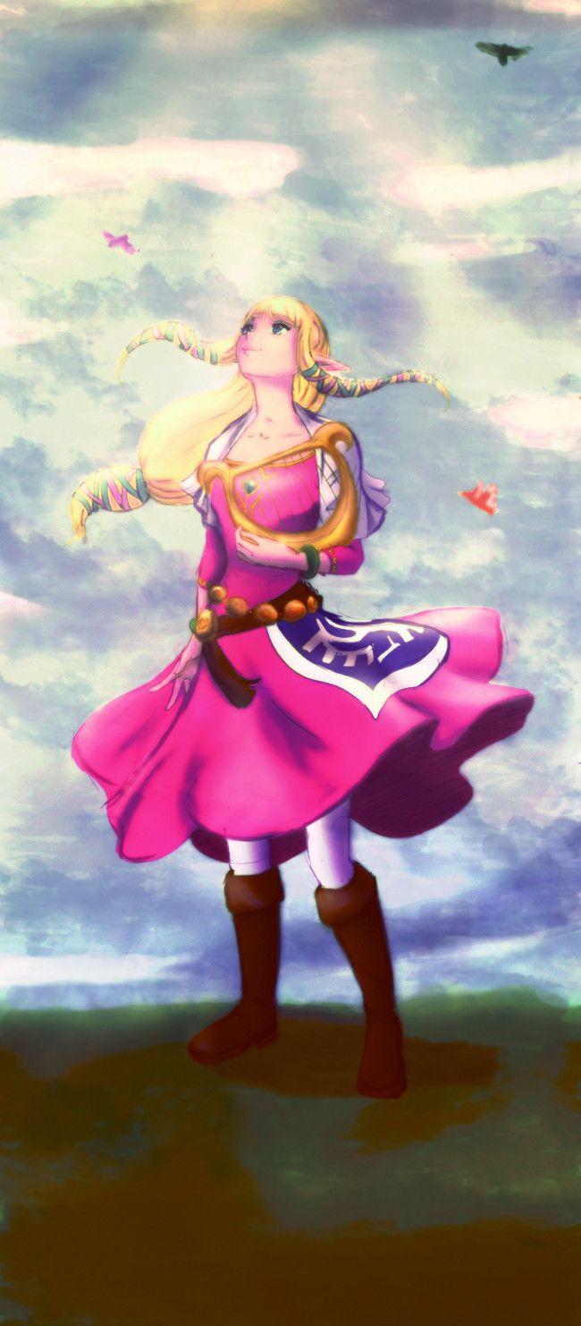The Legend of Zelda: Skyward Sword, Zelda