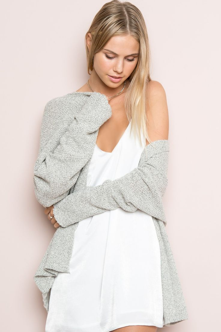 Brandy ♥ Melville | Caroline Cardigan - Clothing