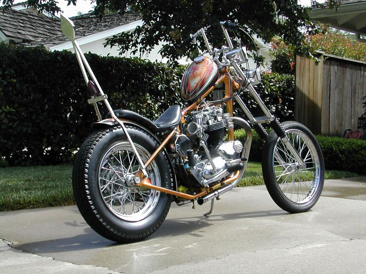 Old School Choppers | collection of a few cool photos