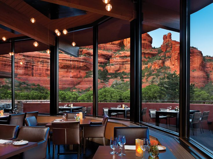 Che Ah Chi Enchantment Resort In Sedona Arizona