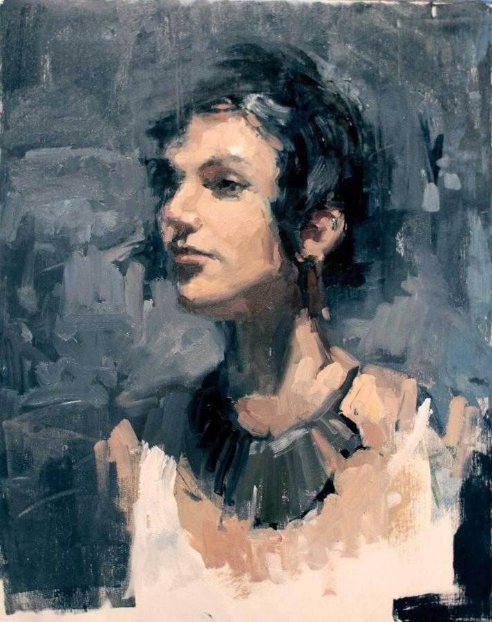 Jeremy Mann (b. 1979) - American artist