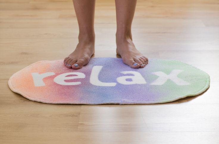 Relax! #finde perfecto para descansar y disfrutar del #diy customizando una…