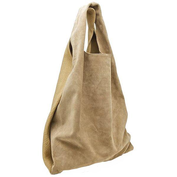 Britney Large Camel Bag (9 450 SEK) ❤ liked on Polyvore featuring bags, handbags, shoulder bags, accessories, purses, fillers, women, shoulder strap handbags, shoulder strap bag and genuine leather purse