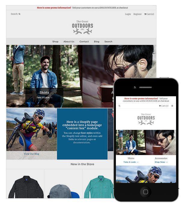 25 Premium Shopify Templates for Fashion Online Stores