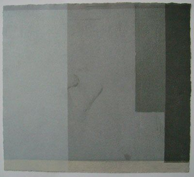 Mary Christiansen  'Untitled'  multi-plate etching  18 x 20 cm  2007