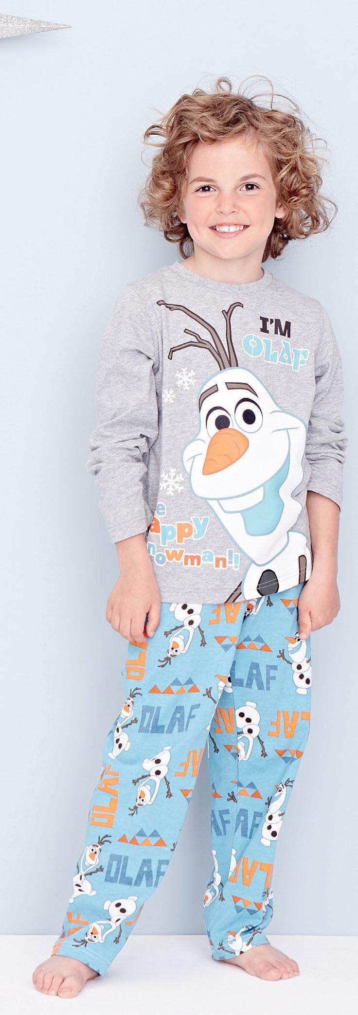 Pijama Olaf