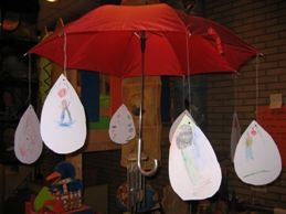 www.jufjanneke.nl | Wat een weer is het weer..