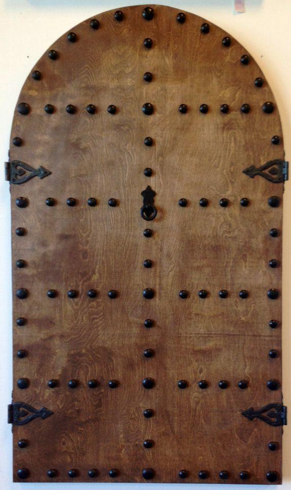 Medieval Dungeon Door