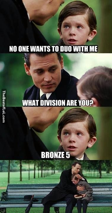 When you bronze 5