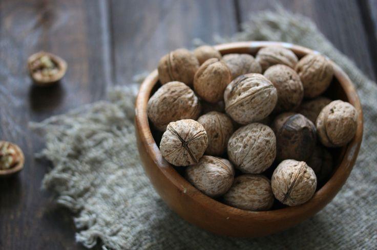 Nuts Орехи Грецкий орех