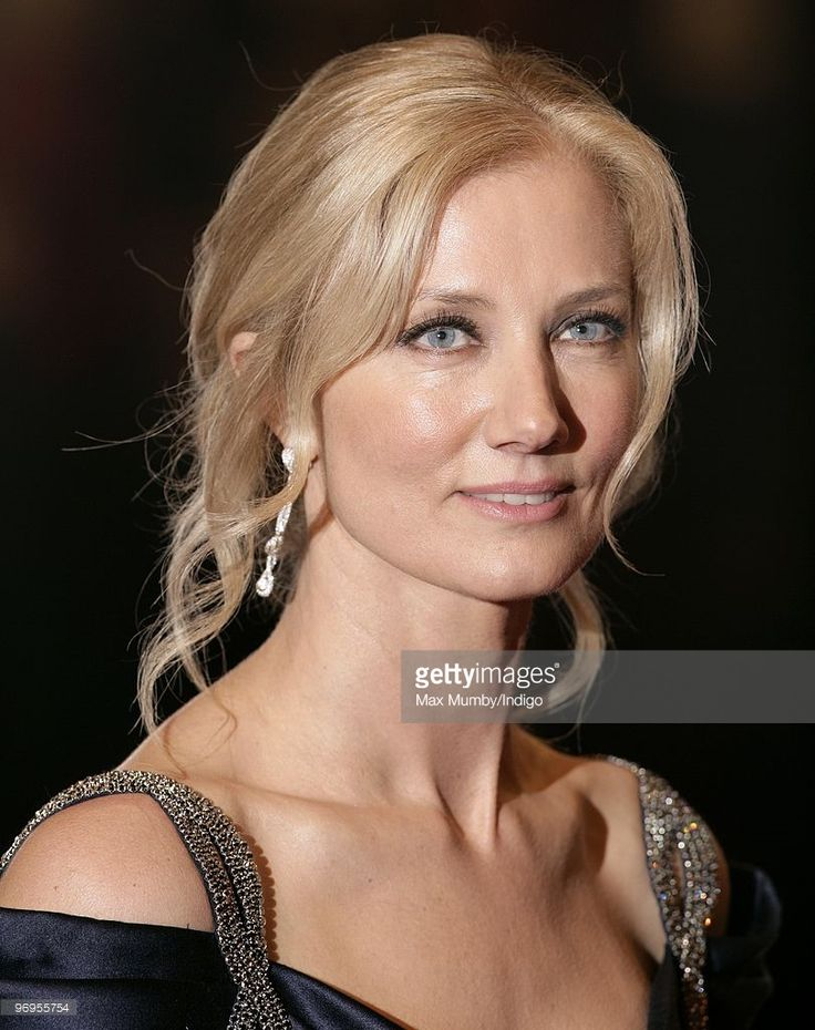 Joely Richardson attends the Orange British Academy Film Awards 2010 at The Royal Opera House on February 21, 2010 in London, England.