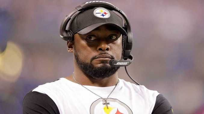 "The owners of the Pittsburgh Steelers have just put an end to the little stunt planned for today's game in Chicago. Mike Tomlin, the head coach who announced he would keep his team in the locker room for the playing of the National Anthem, has been fired: ""The Steelers will play no part in this..."