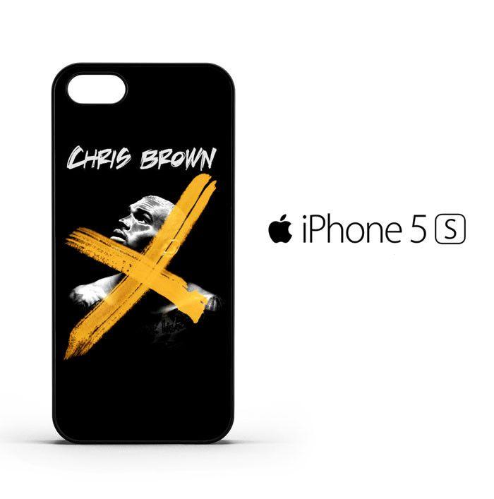 chris brown x album R0127 iPhone 5 | 5S | SE Case