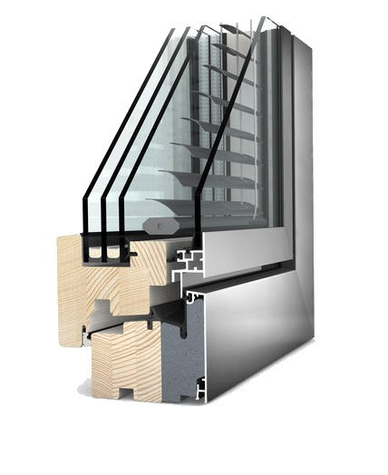 Free Integrated Blinds Offer with Internorm windows