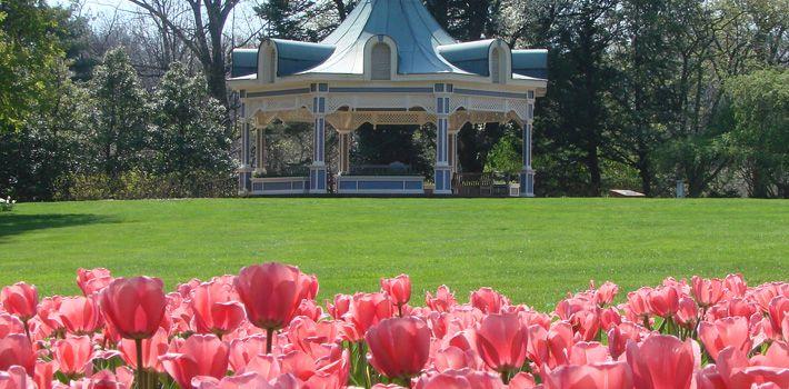 Fellows Riverside Gardens  Mill Creek Metroparks