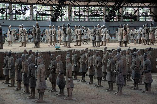 Los Soldados de Terracota