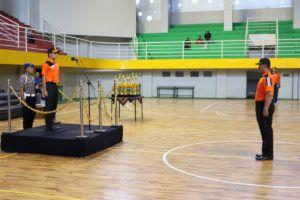 Polres Batu Selenggarakan Kejuaraan Bola Voli  Kapolres Cup 2017